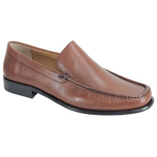 Calvin Kiein Men's Moc-Toe Loafer