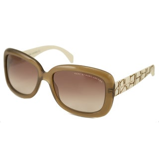 Marc by Marc Jacobs Women's MMJ340S Rectangular Sunglasses