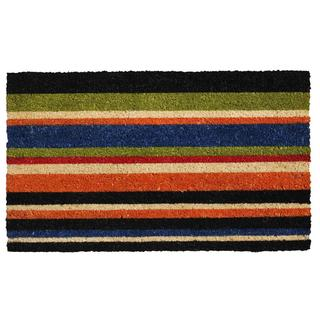 Triple Stripe Doormat (1'5 x 2'5)