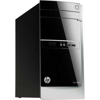 HP Pavilion 500-270 Intel Core i3 3.4GHz 1TB 7200 RPM HDD Desktop Computer (Refurbished)