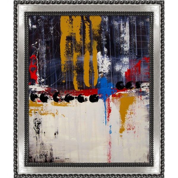 Elwira Pioro Walk The Line Framed Fine Art Print