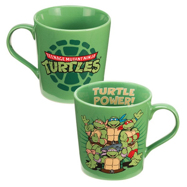 Teenage Mutant Ninja Turtles 'Turtle Time' Coffee Mug