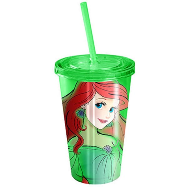 The Little Mermaid Ariel Acrylic Travel Cup