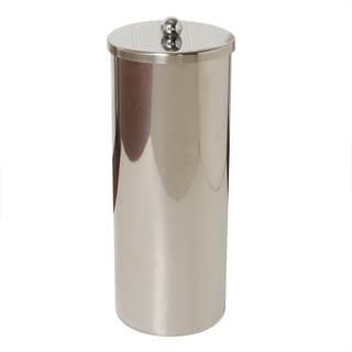 Stainless Steel Toilet Paper Holder Canister