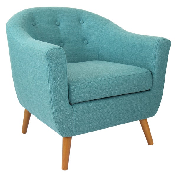 Rockwell accent chair overstock shopping great deals on lumisource
