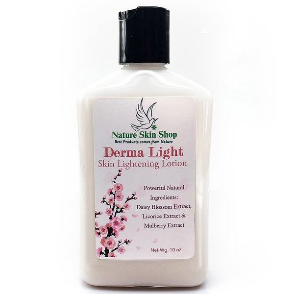 Nature Skin Shop Derma Light Whitening Lotion