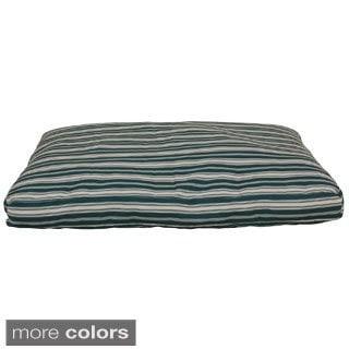 Carolina Pet Co. Striped Jamison Rectangle Indoor/ Outdoor Dog Bed