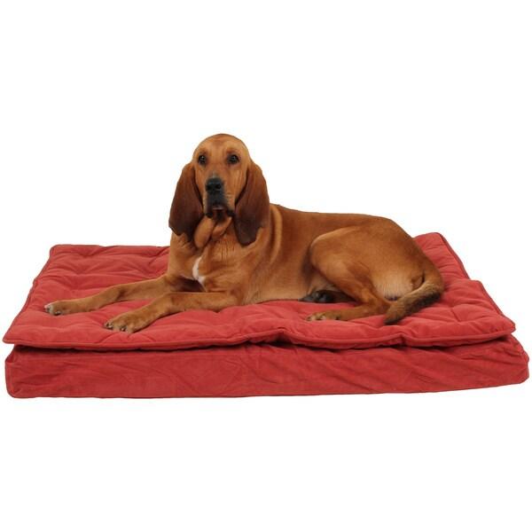Carolina Pet Co. Luxury Pillow Top Mattress Dog Bed