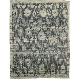 Nourison Dune Miner Wool Area Rug (7'9 x 9'9)