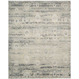 Nourison Dune Mineral Wool Area Rug (9'9 x 13'9)