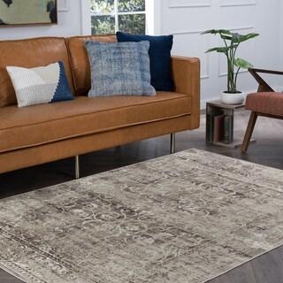 Alise Essence Brown Area Rug (7'6 x 10'3)