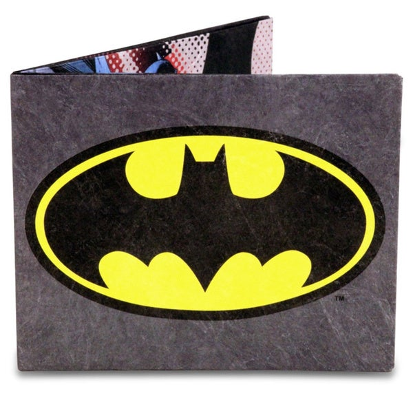 The Mighty Wallet Batman Caped Crusader The Original Tyvek