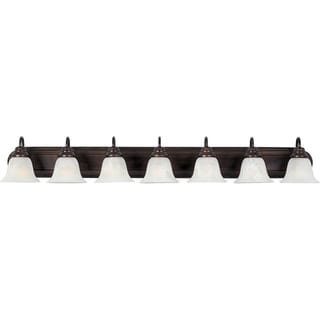 Essentials Bronze 4-light 801x Bath Vanity Light