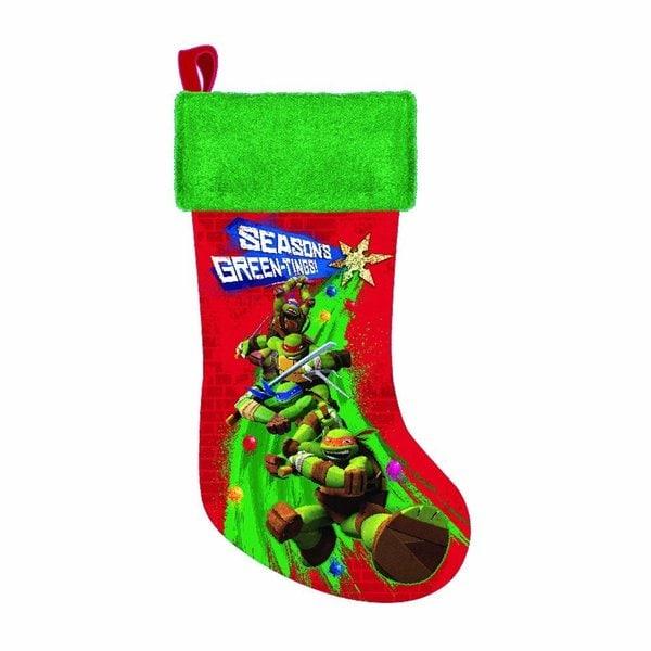 Teenage Mutant Ninja Turtles Christmas Stocking 14734109