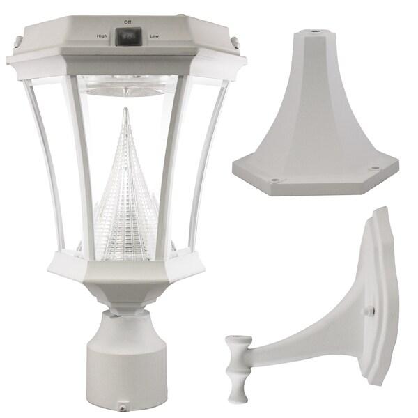9-light Victorian Solar Lantern
