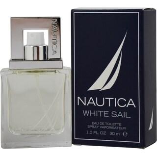 Nautica White Sail Men's 1-ounce Eau de Toilette Spray