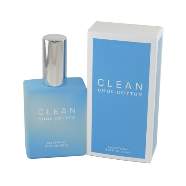 Clean 'Clean Cool Cotton' Women's 2-ounce Eau De Parfum Spray