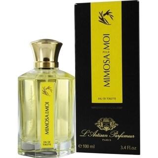 L'artisan Parfumeur 'L'artisan Parfumeur Mimosa Pour Moi' Women's 3.4-ounce Eau de Toilette Spray