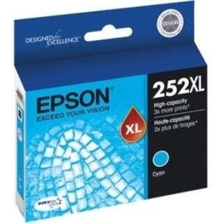 Epson DURABrite Ultra 252XL Ink Cartridge - Cyan