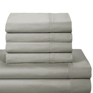 Egyptian Cotton 1000 Thread Count Rich 6-piece Sheet Set