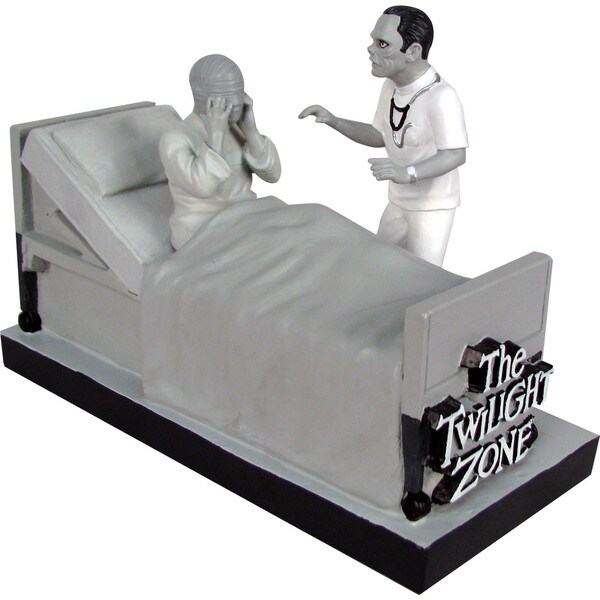 Twilight Zone Eye of the Beholder Collectible Diorama