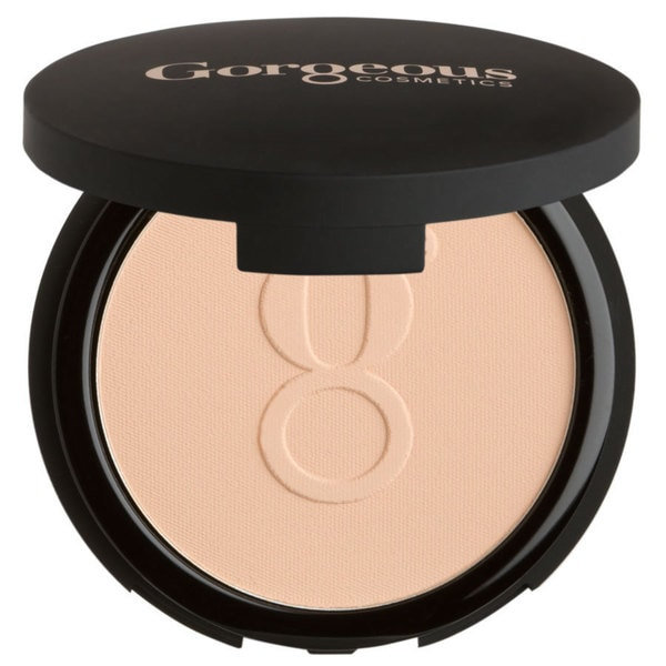 Gorgeous Cosmetics Powder Perfect Pressed Powder in 02-PP Fair Beige Undertone