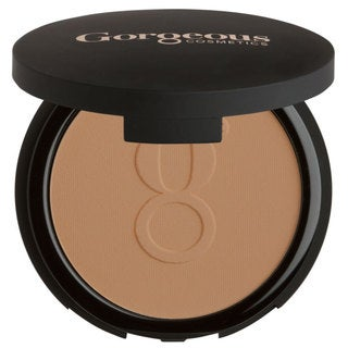 Gorgeous Cosmetics Powder Perfect Pressed Powder in 10-PP Deep Golden Tan Undertone