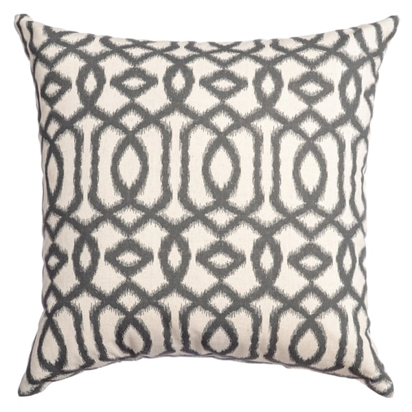 Kaili Ikat Feather/ Down Filled Throw Pillows (Set of 2) - 16960361 - Overstock.com Shopping ...