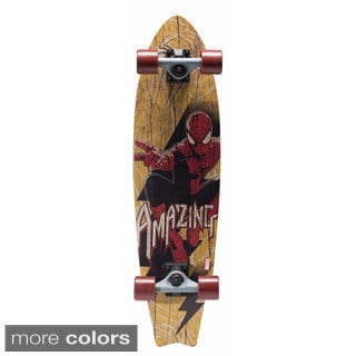 Amazing Spider-Man 31-inch Kids Complete Longboard