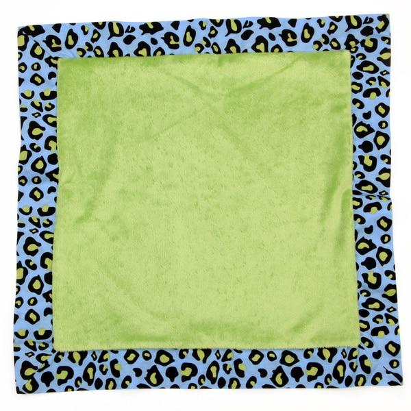 One Grace Place Jazzie Jungle Boy's Binky Blanket 14740725
