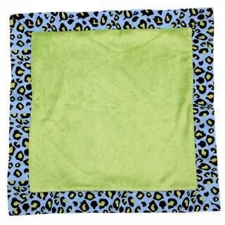 One Grace Place Jazzie Jungle Boy's Binky Blanket