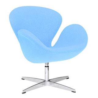 Wool Swan Chair