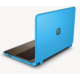 HP 17-f023nr Aqua Blue 17.3-inch 1.7GHz Intel Core i5 8GB RAM 1TB HDD Laptop (Refurbished)