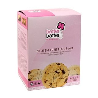 Better Batter 2.5-pound Gluten Free All Purpose Flour Mix (Pack of 2)