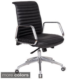 Fine Mod Imports Ox Mid Back Office Chair