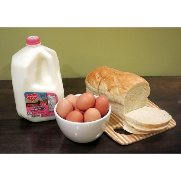 Farmer's Best Small Breakfast Bundle with 2-percent Milk (Local Delivery)
