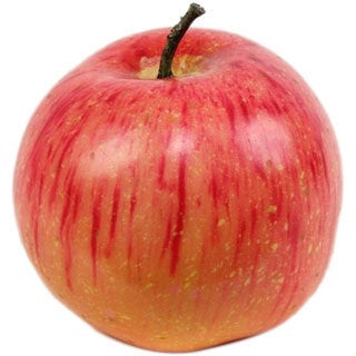 Sage & Co. 3.5-inch Decorative Red Gala Apples (Pack of 12)