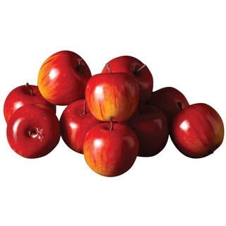 4-inch Lady Apples in 8-pack Box (Set of 6)