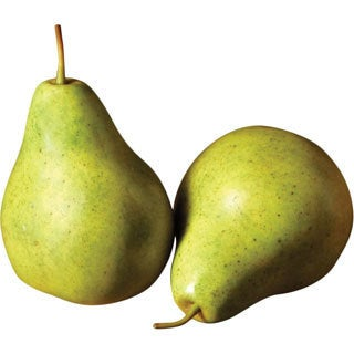 Sage & Co. 3-inch Decorative Pear (Pack of 12)
