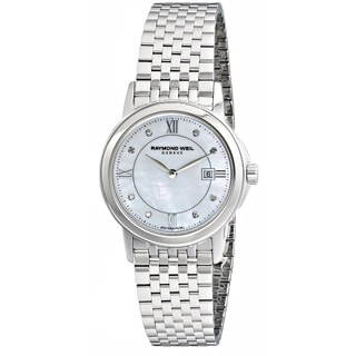 "Raymond Weil Women's 5966-ST-00995 ""Tradition"" Stainless Steel Watch"