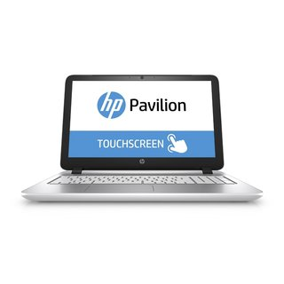 HP 15-p033cl Snow White 15.6-inch Touch Screen 2.1GHz AMD A10-5745M 12GB RAM 1TB HDD Laptop (Refurbished)