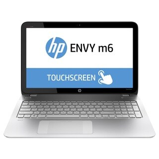 HP m6-n113dx 15.6-inch Touch Screen 2.1GHz AMD FX-Series 6GB RAM 750GB HDD Laptop (Refurbished)