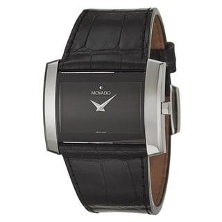 Movado Women's 'Eliro' Stainless Steel Swiss Quartz Watch
