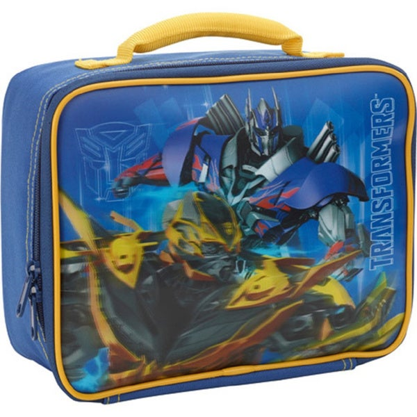 Transformers Insulated Lunch Bag