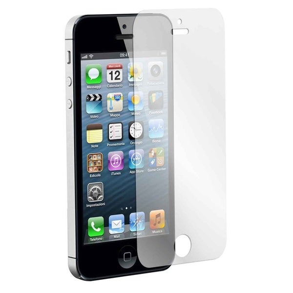 iWalk Tempered Glass Screen Protector for iPhone or Samsung Devices