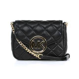 MICHAEL Michael Kors Fulton Quilt Small Leather Crossbody Bag