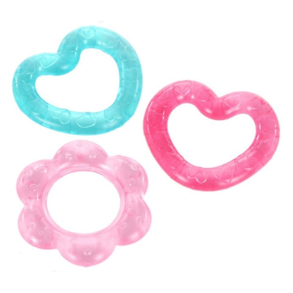 Bright Starts Chill and Teethe Pretty in Pink Teether