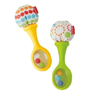 Fisher Price Rattle 'n Rock Maracas
