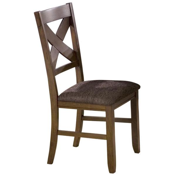 Nashville Solid Wood Dining Chair (Set of 2)