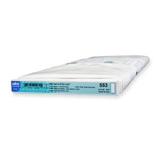 Pellon 19-inch Clear 553 Sol-U-Film Lite (10 Yards)
